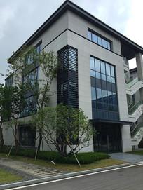 嘉善高铁新城新中式建筑