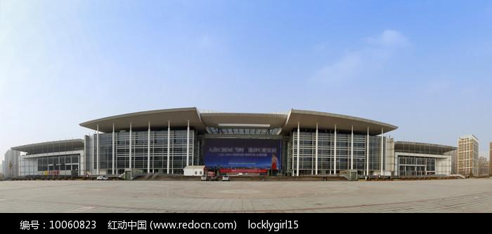 济南国际会展中心图片