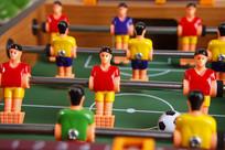 桌上足球机