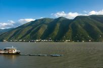 长江黄金水道巫山段
