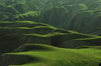 人体草原山区