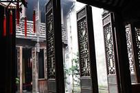 张石铭故居雕刻楼
