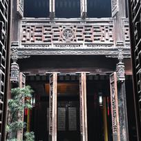 张石铭故居小楼方构图