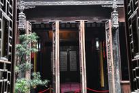 张石铭故居小楼横构图