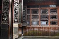 张石铭故居走廊