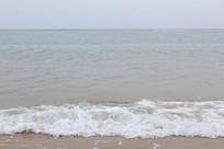 平海的海浪