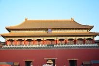 北京故宫午门城楼