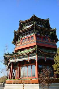 北京什刹海藏经阁