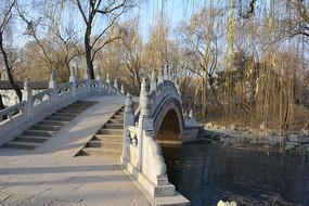 圆明园拱桥