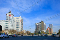 济南城市风光