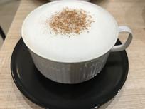 卡普奇诺咖啡横构图