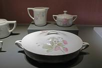 老上海洋瓷咖啡具