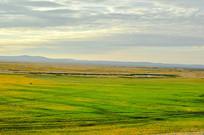 湿地秋色风光