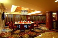 酒店用餐区