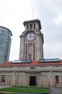 上海历史博物馆钟楼