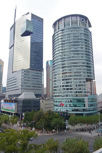 上海南京西路大厦