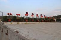德仁聚农庄景观