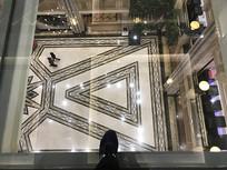 商场透明楼板
