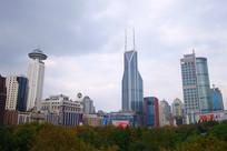 上海现代化高楼大厦