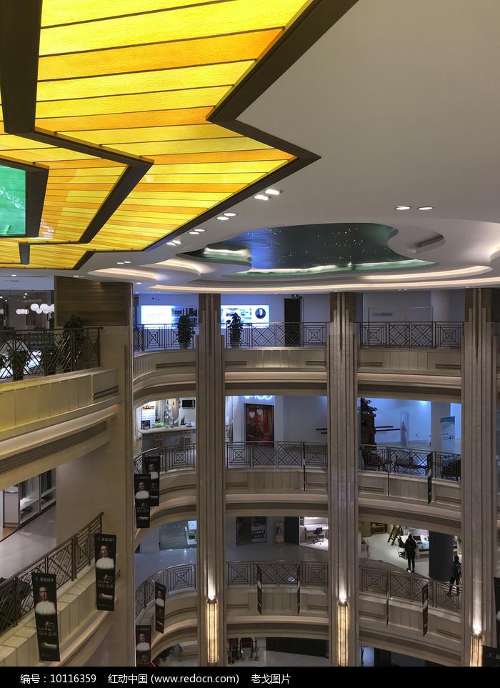 商场楼层图片