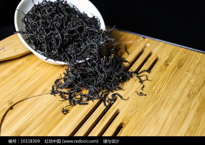 红茶干茶图片