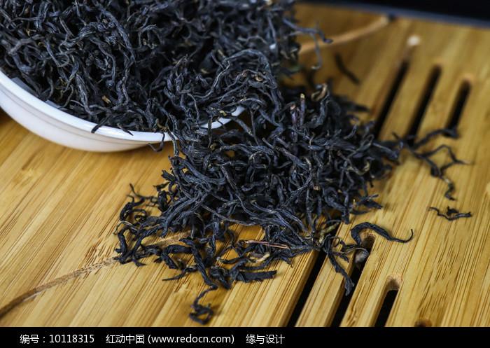 正山小种干茶图片