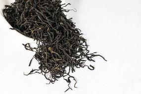 正山小种干茶茶素材