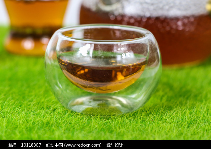 正山小种红茶图片