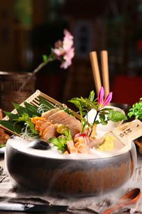海鲜肉类拼盘