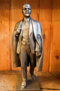 列宁人物雕像