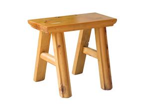 实木小板凳