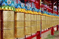 藏族转经筒