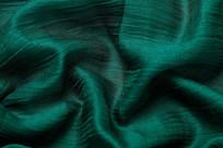 墨绿色柔软面料