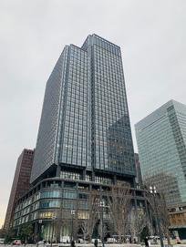 日本东京高楼摄影