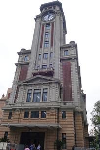 上海历史博物馆英式钟楼
