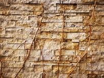 文化石墙壁