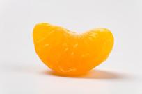 一个砂糖橘果肉