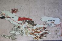 农作物种子地图