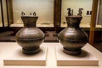 蟠龙纹铜壶