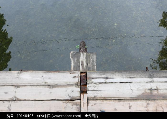 木板桥图片