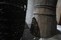 木桶与影子