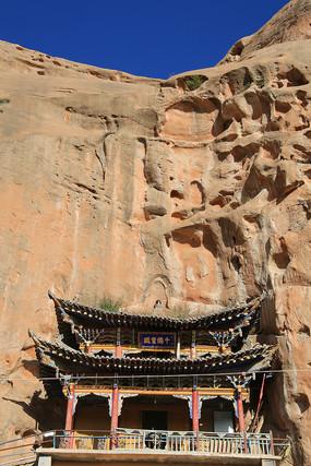 千佛洞寺庙