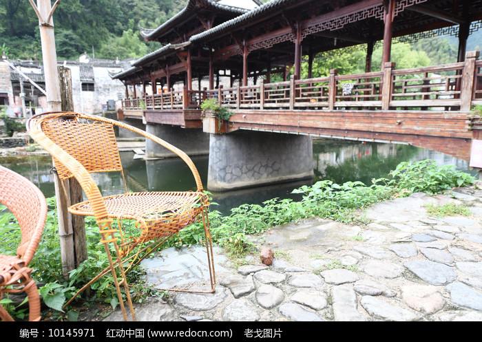 瑶里风雨桥图片