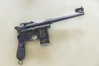 德国毛瑟手枪