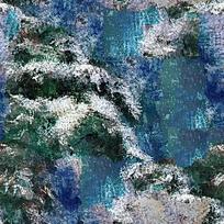 雪松抽象背景