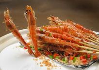 法式盐焗虾
