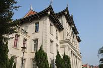 厦门大学阁楼