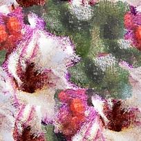 抽象花卉背景