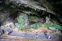 贵州织金洞溶洞