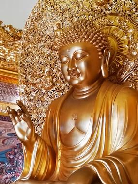 释迦牟尼佛像